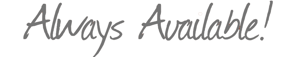 Always available logo