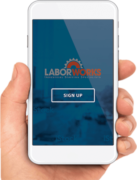 LaborWorks app example