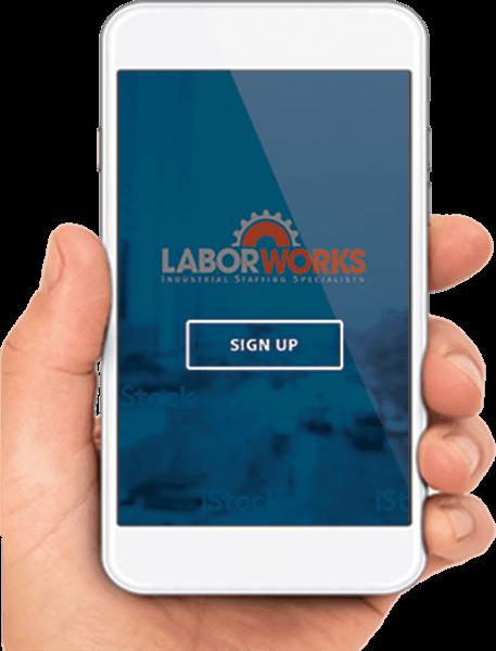 LaborWorks app example