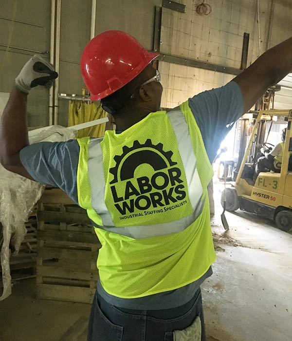 LaborWorks vest